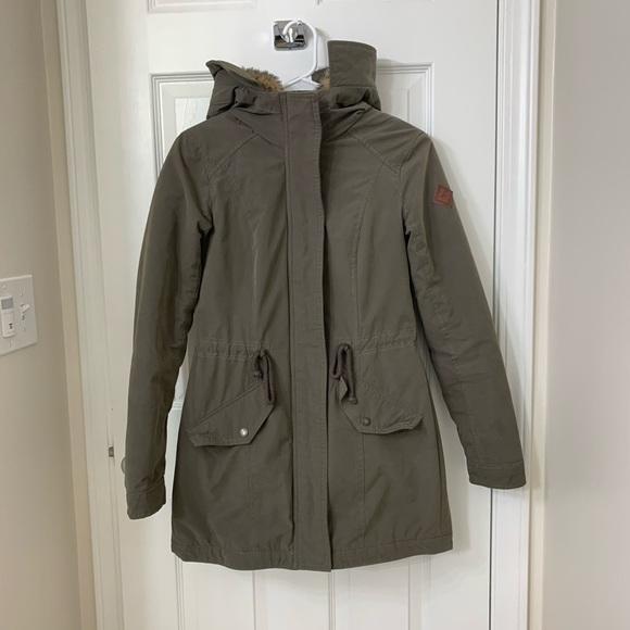 Hollister Parka Winter Jacket